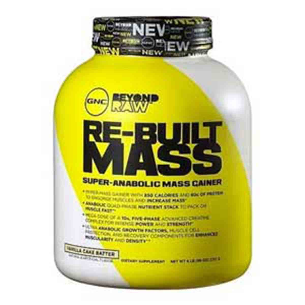 Re-Built Mass