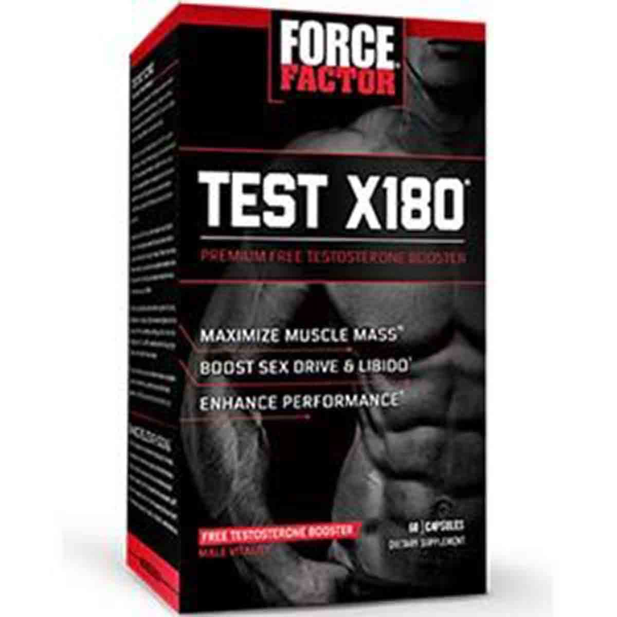 Force Factor Test X 180