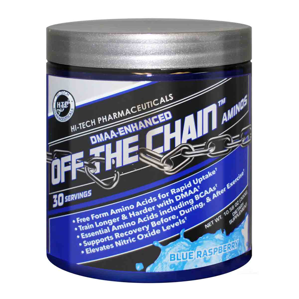 Hi-Tech Off The Chain