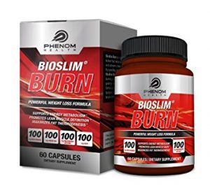 Phenom Health Bioslim Burn