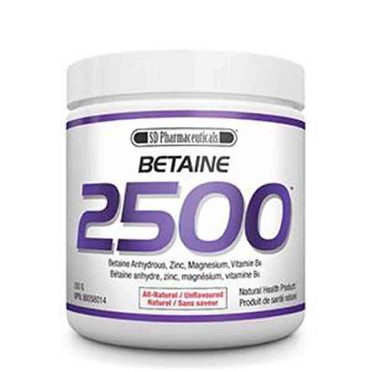 S D Pharmaceuticals Betaine 2500