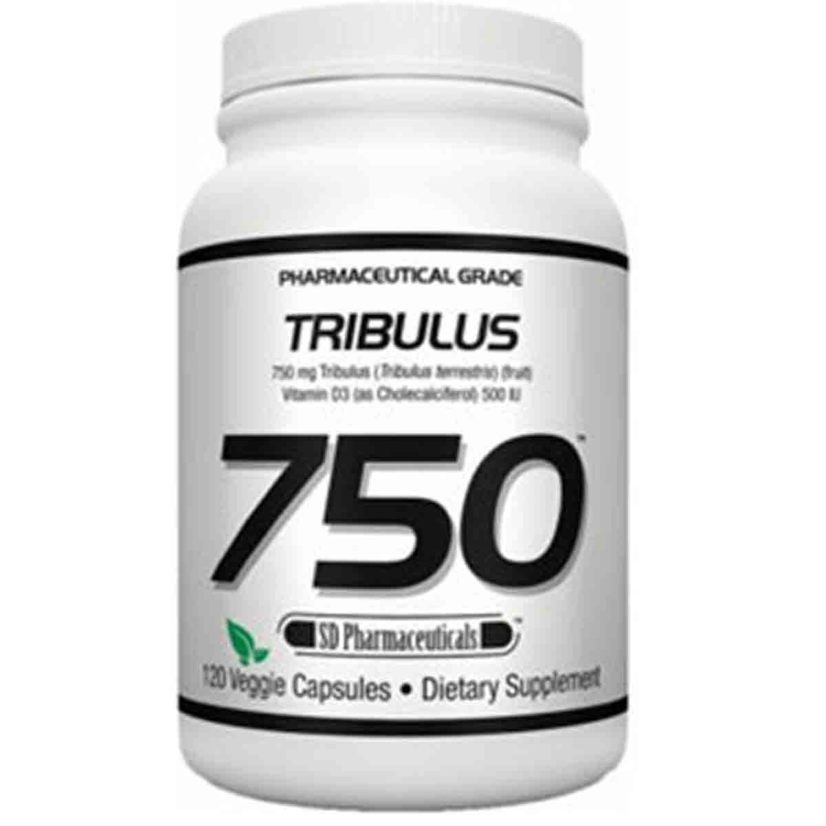 SD Pharmaceuticals Tribulus 750