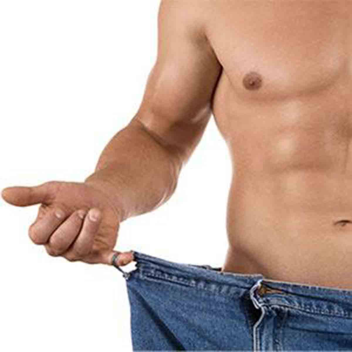 Increase HGH - Man Weight Loss