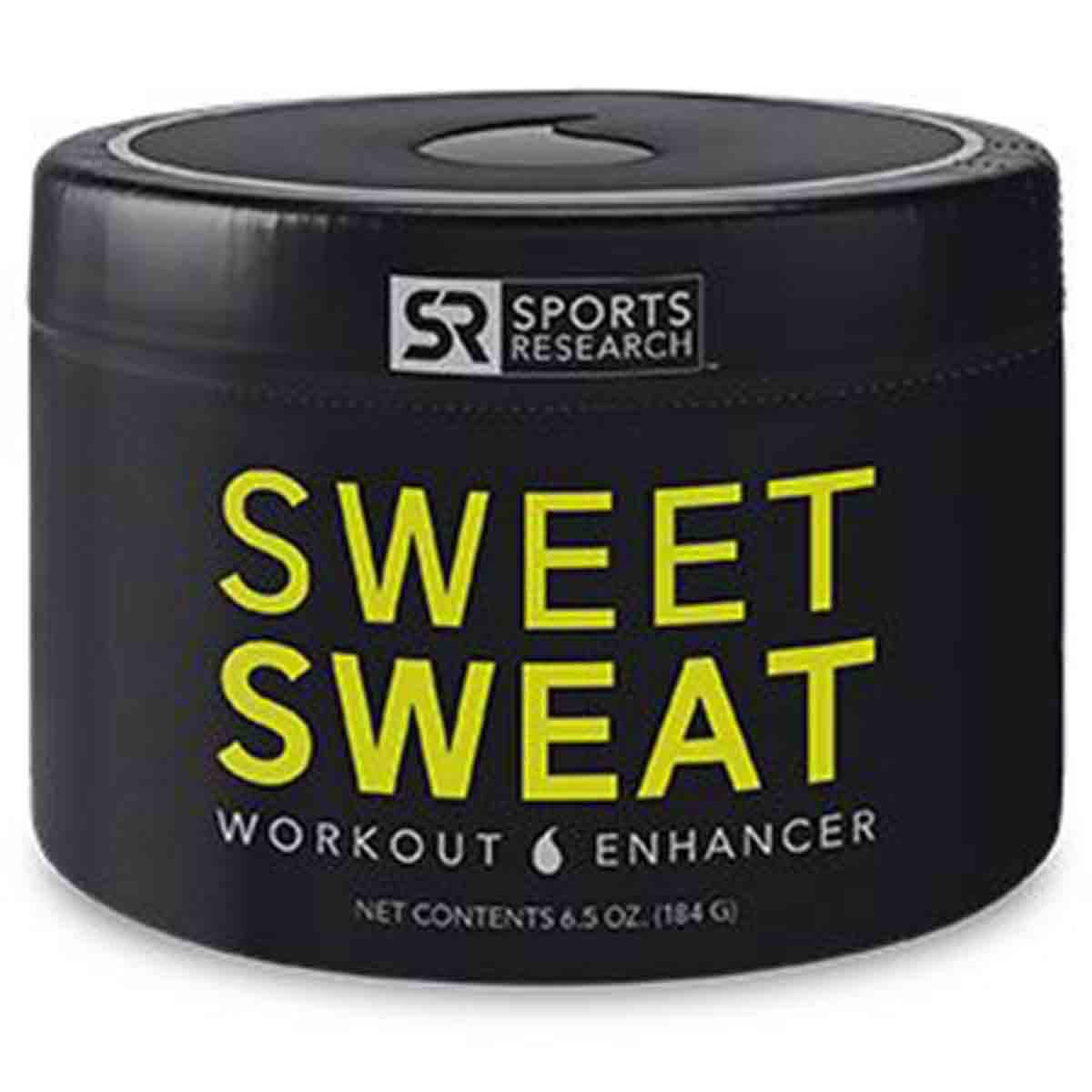 Sweet Sweat Gel Jar