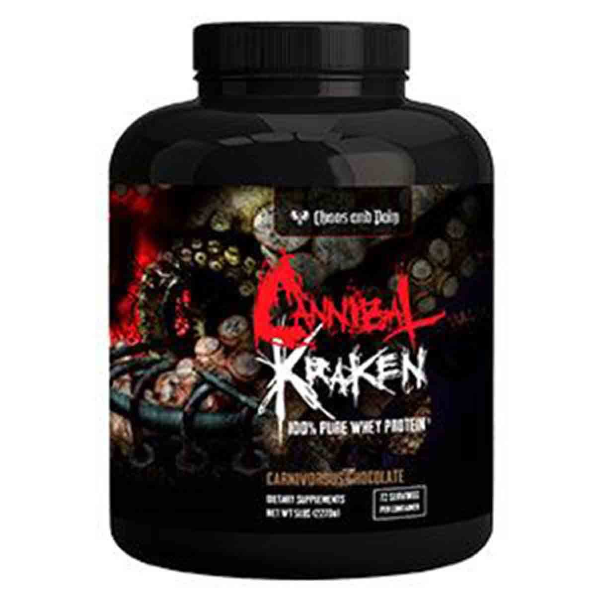 Chaos and Pain Cannibal Kraken Whey