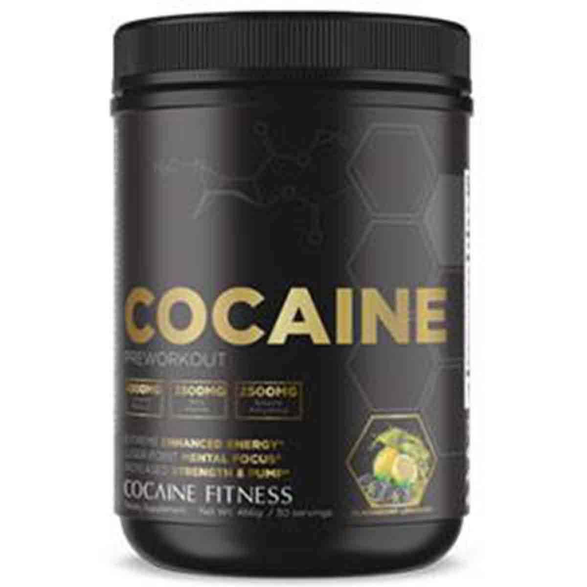 Cocaine Pre-Workout