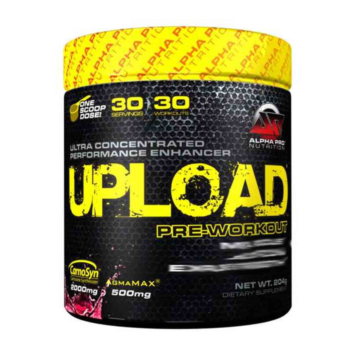 Alpha Pro Nutrition Upload