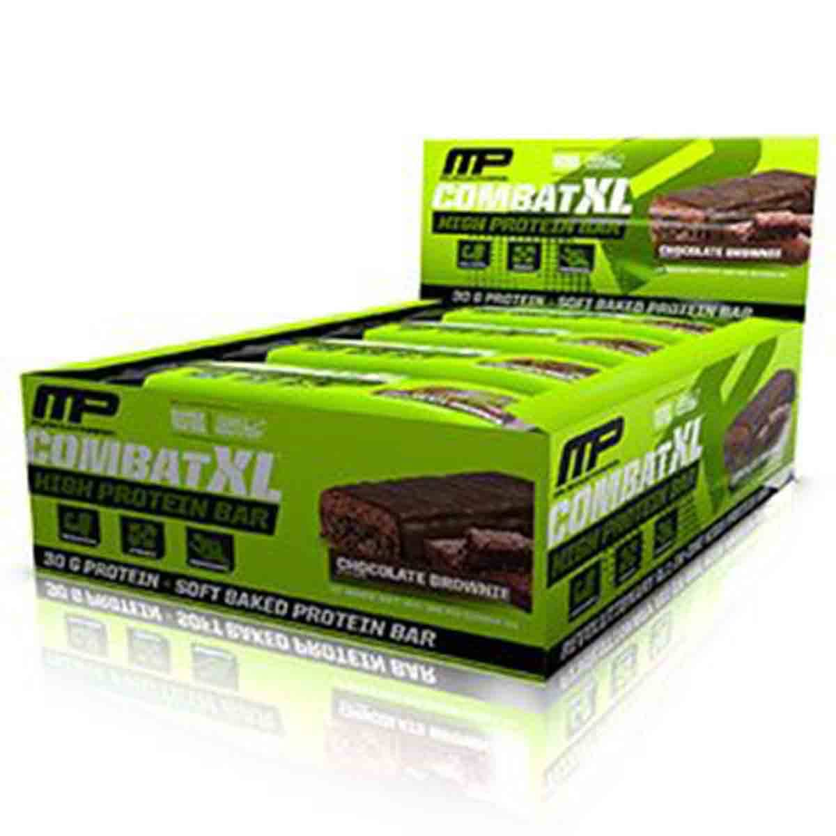 MusclePharm Combat XL Bar