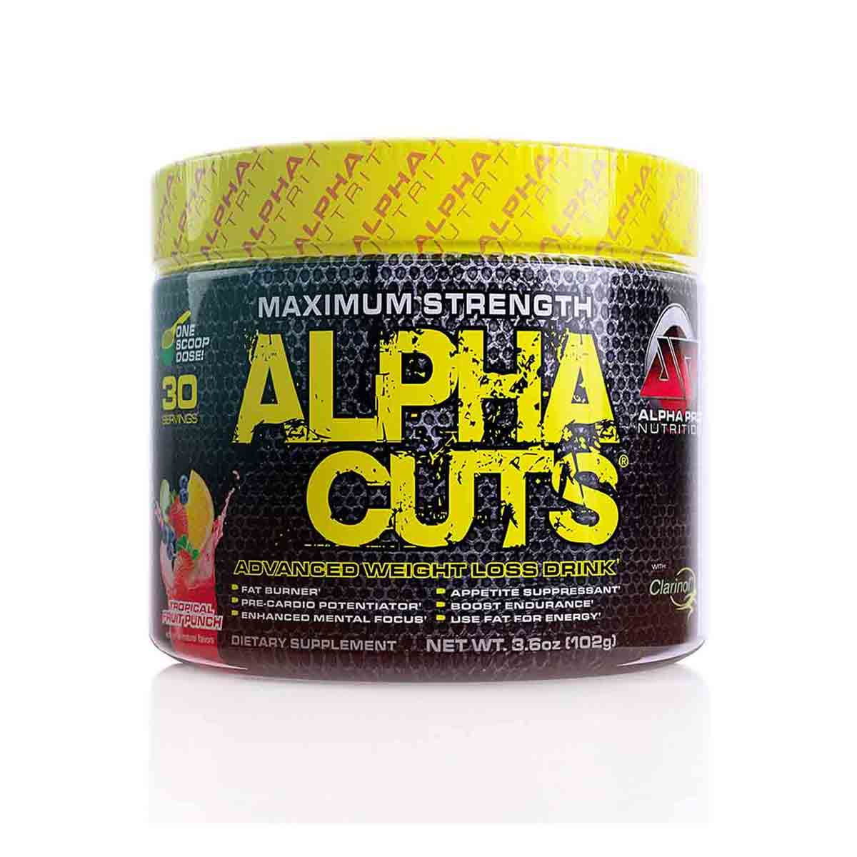Alpha Pro Nutrition Alpha Cuts