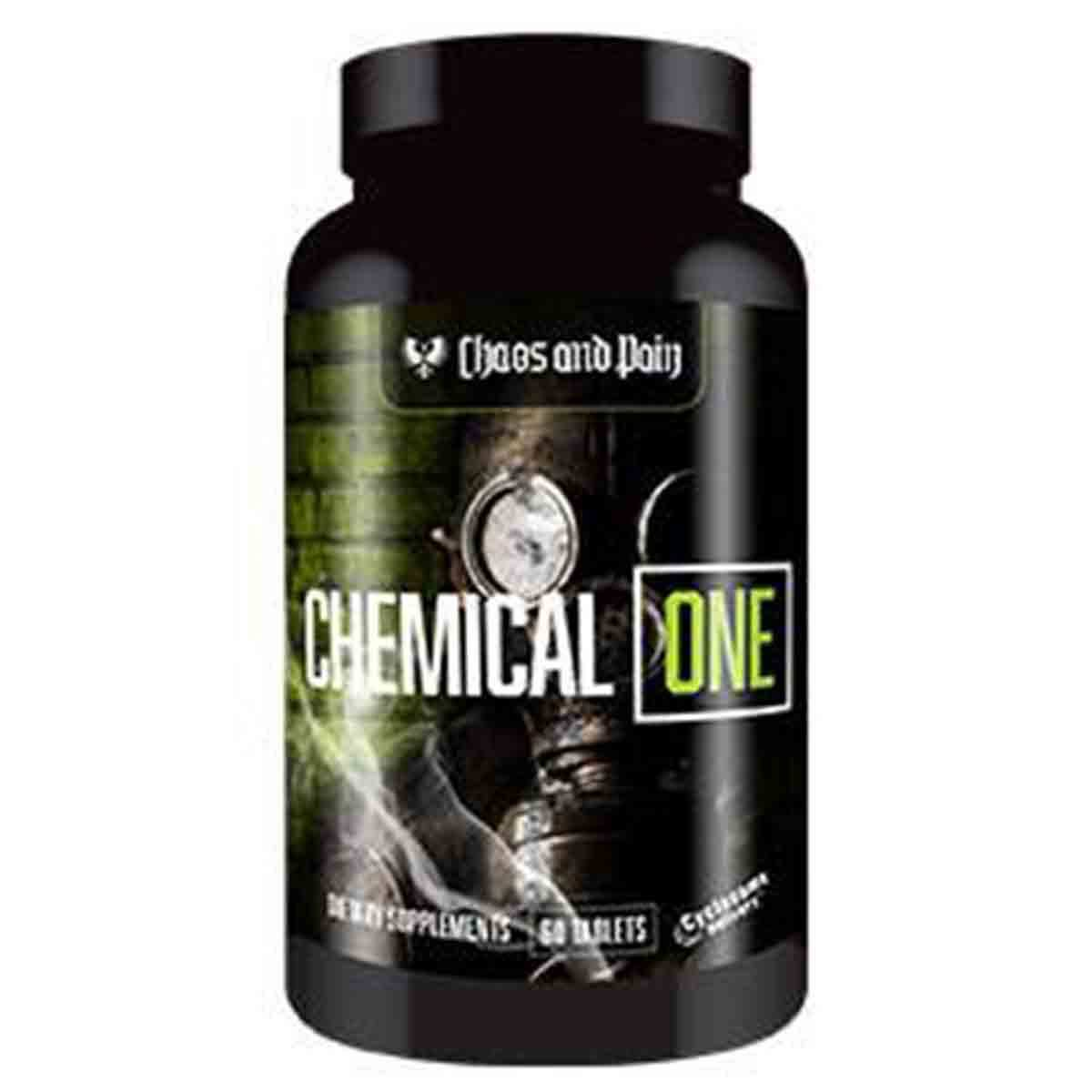 Chaos and Pain Chemical One Lean Mass Gainer