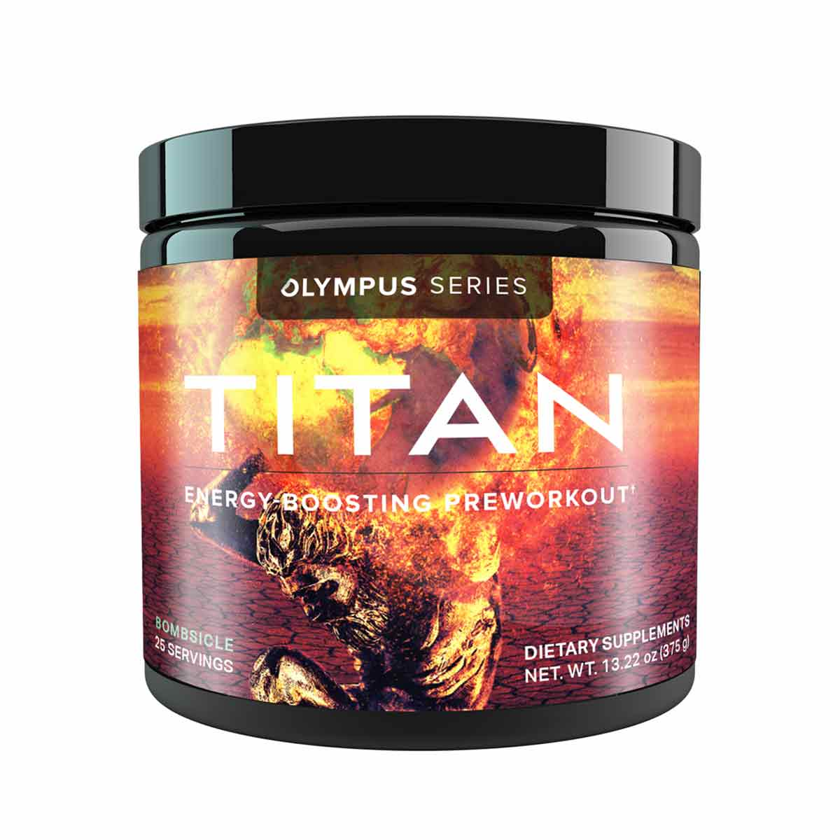Chaos and Pain Titan Energy Boosting Workout
