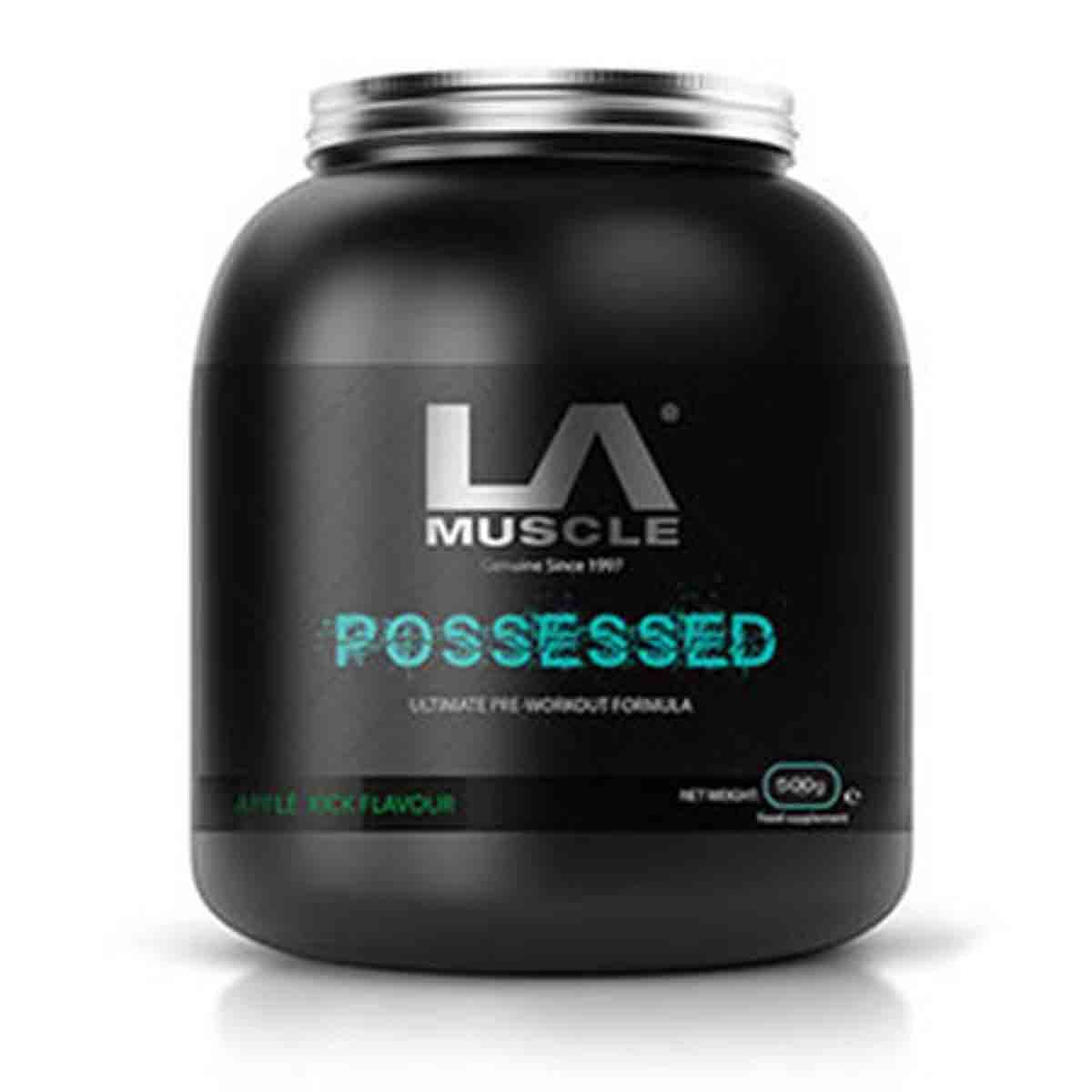 LA Muscle Possessed