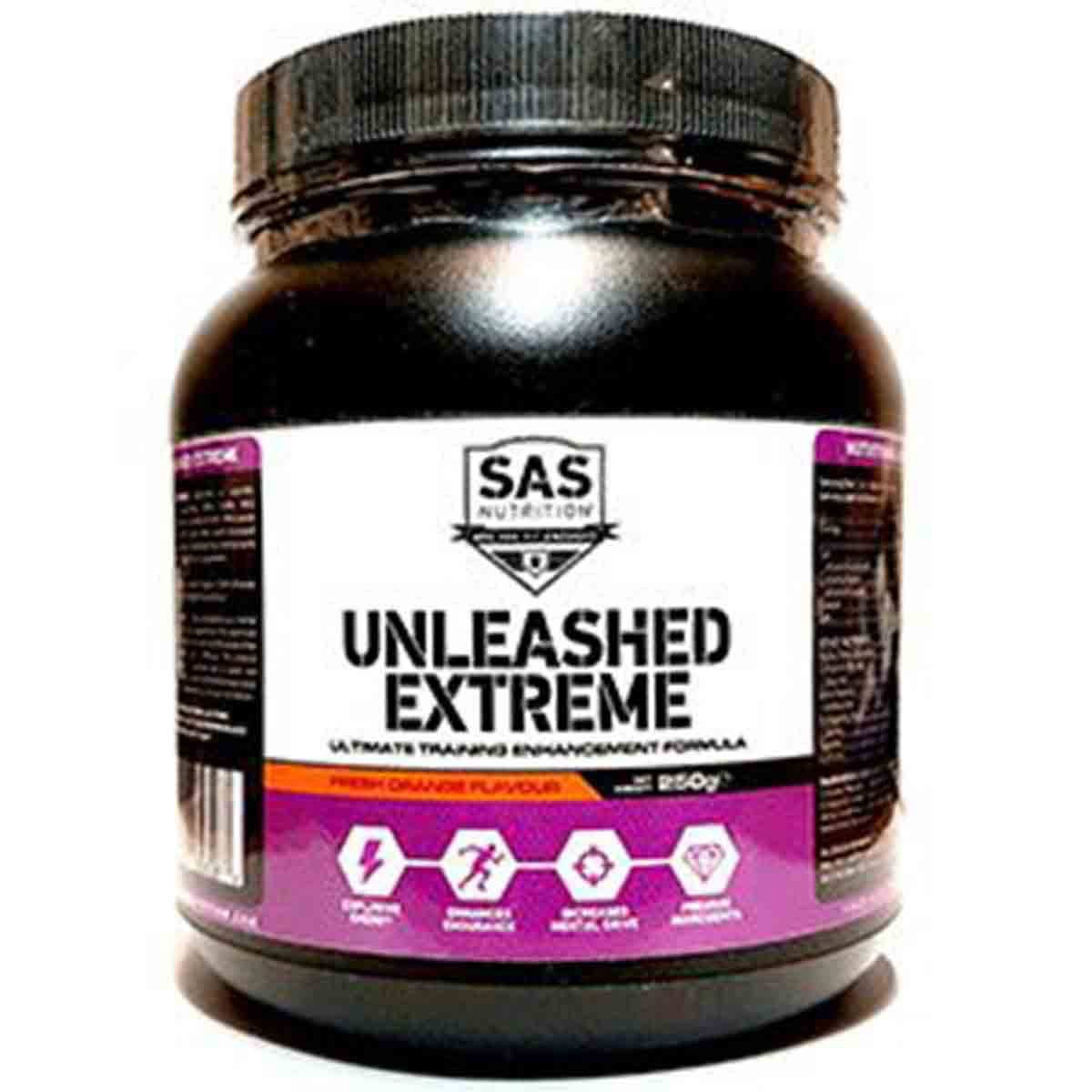 SAS Nutrition Unleashed Extreme