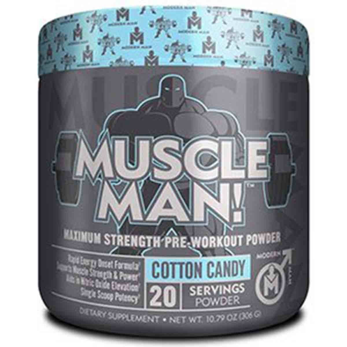 Muscle Man Pre-Workout