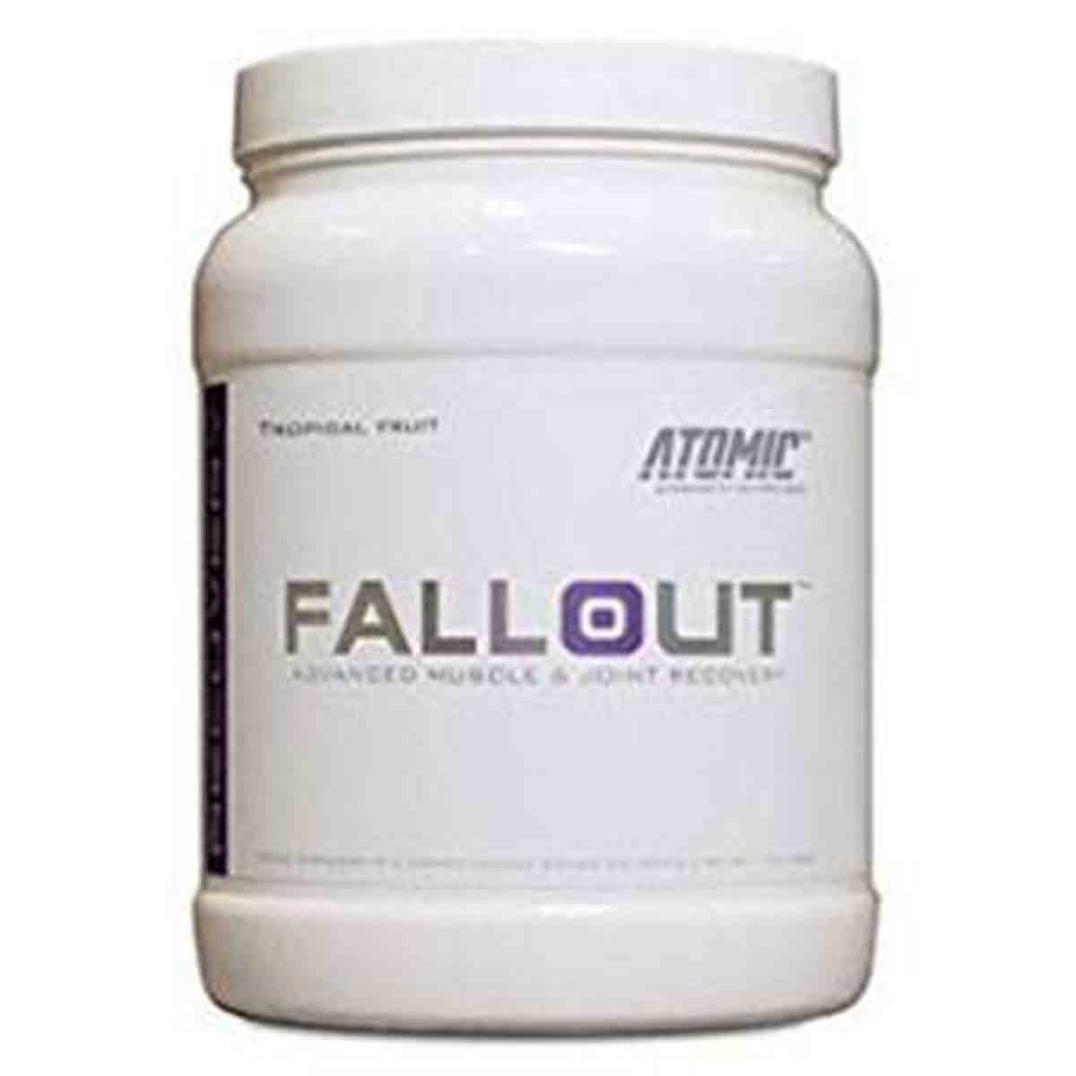 Atomic Strength Nutrition Fallout