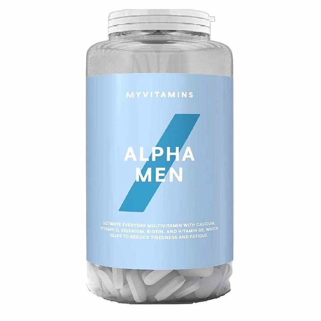 MyProtein Alpha Men Multivitamin