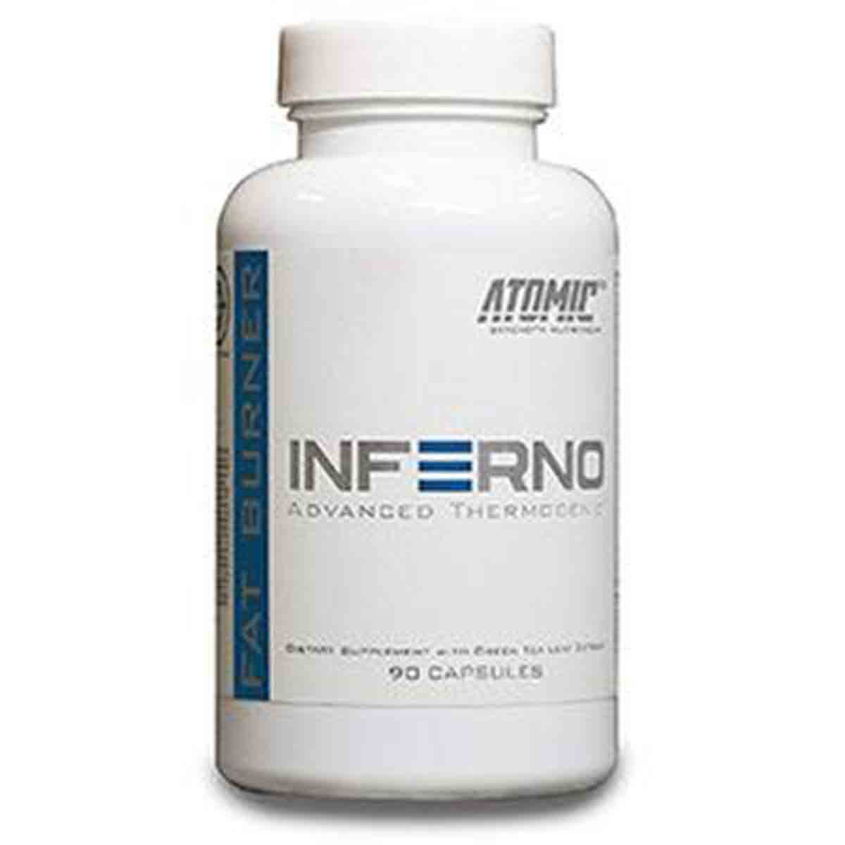 Atomic Strength Nutrition Inferno